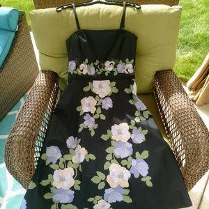 🍇Loft Amazing Floral Sun Dress!!